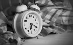 Knäckebrot als Schlafmittel?
