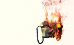 Ausgebrannt – mein Handy lehrt mich Recovery!