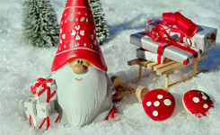 Lieber Santa, darf ich Klaus zu dir sagen?